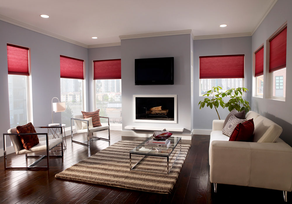 Motorized Shades Installation - Atlanta, GA