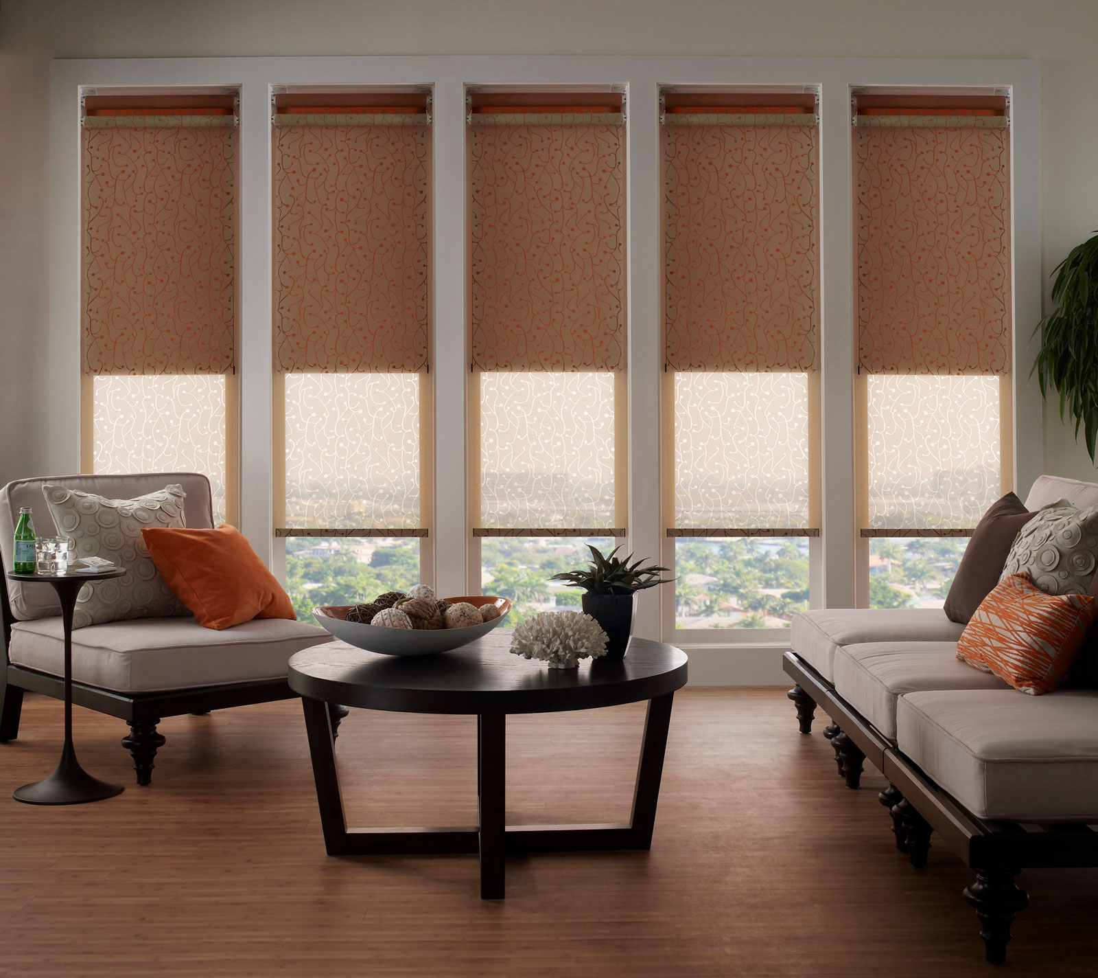Lutron reduce glare