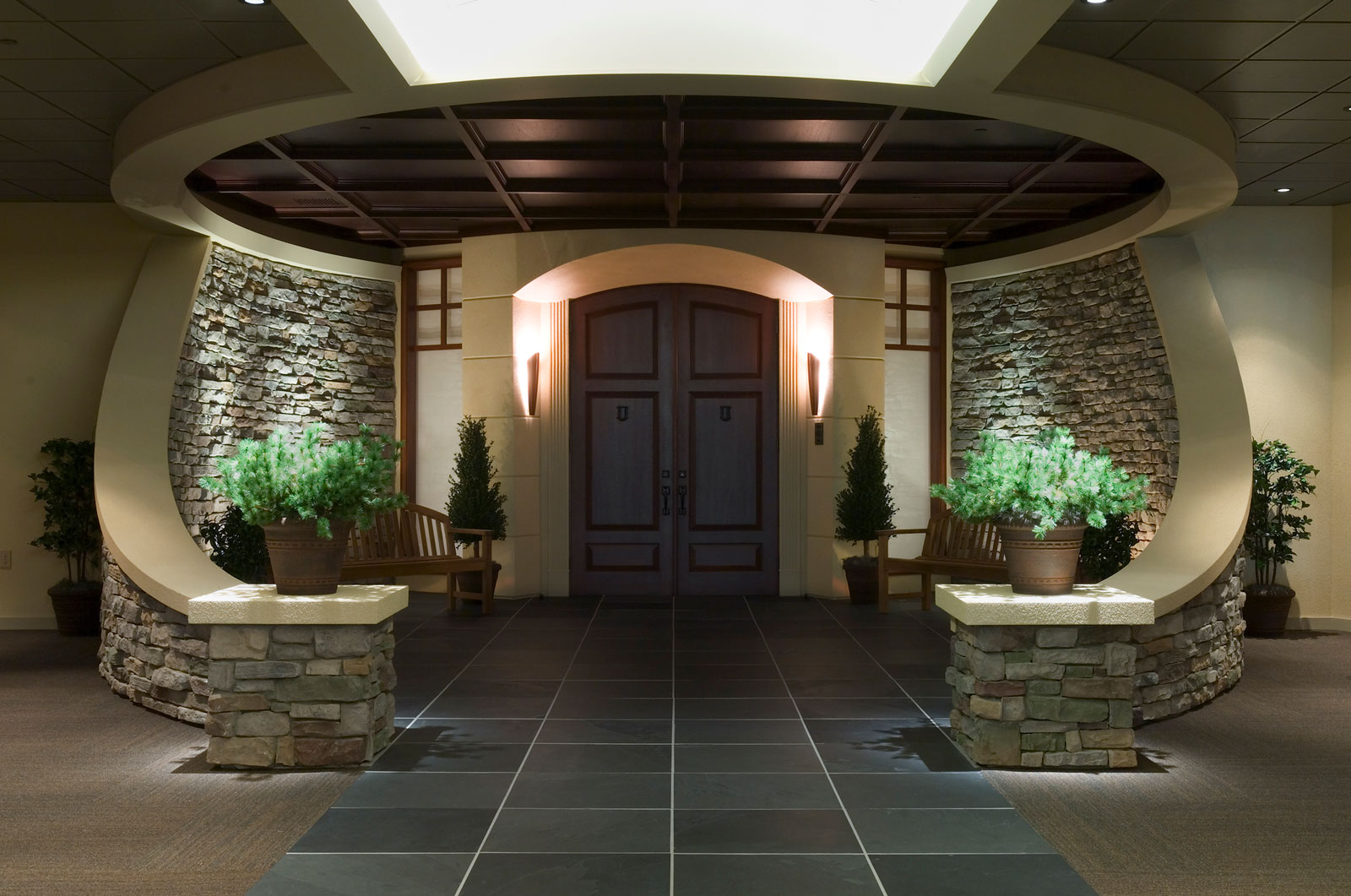 Lutron Security Lighting