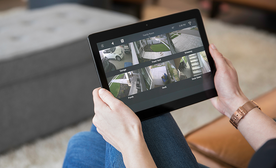 Smart Home - Cameras and Video Surveillance